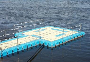 上海浮动码头产品